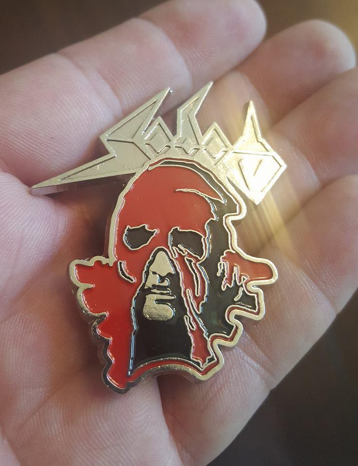 Sodom - Metal Pin (rare)