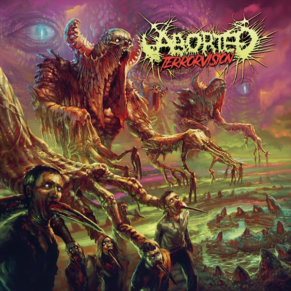 Aborted - Terrorvision Box Set