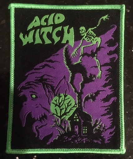 Acid Witch - Witch (Rare)