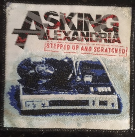 Asking Alexandria - Stepped up and Scratched (Rare)
