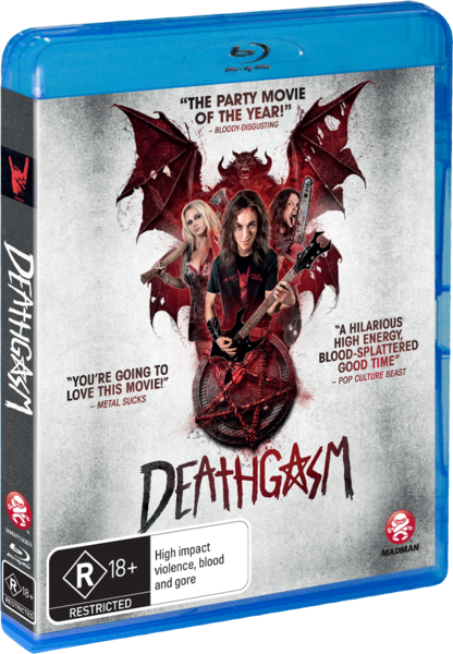 Deathgasm (BLURAY)