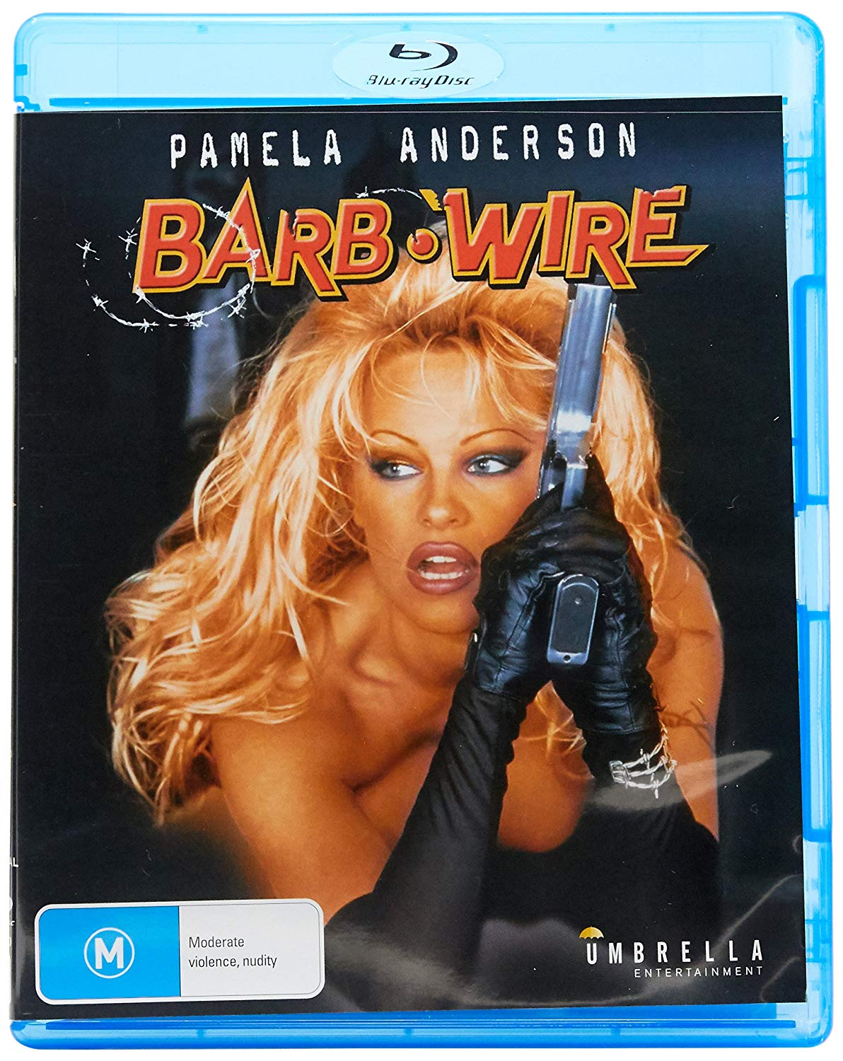 Barb Wire (BLURAY)