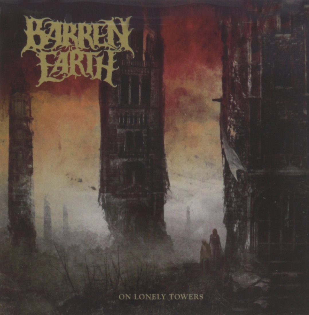 Barren Earth - On Lonely Towers.
