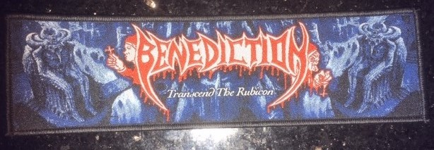 Benediction - Transcend the Rubicon (Rare)