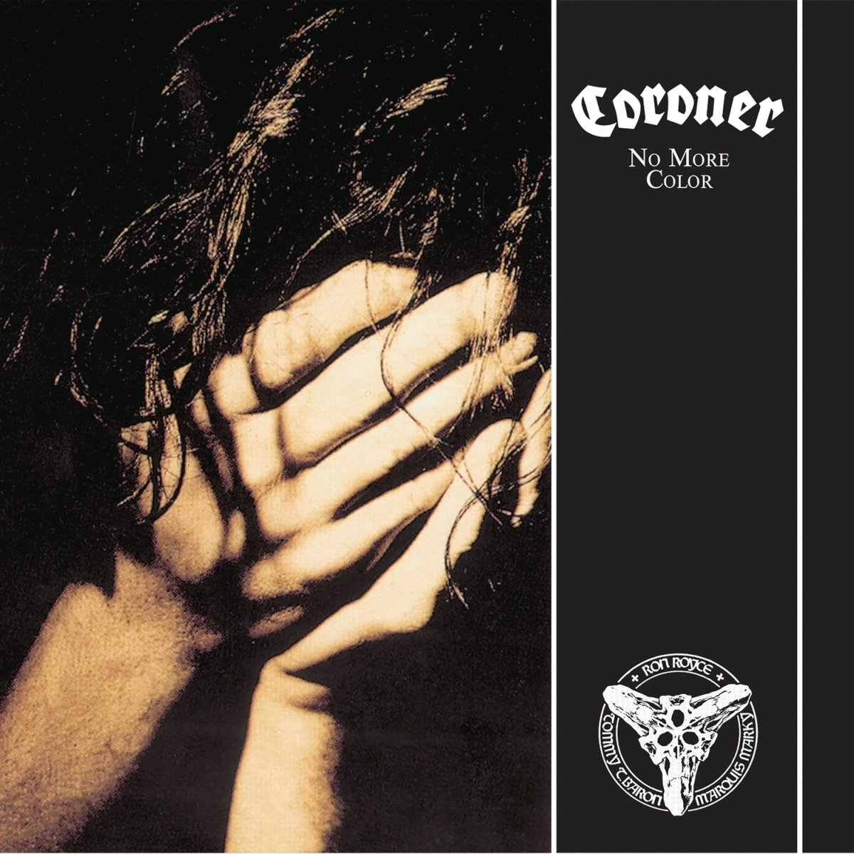 Coroner - No More Colour