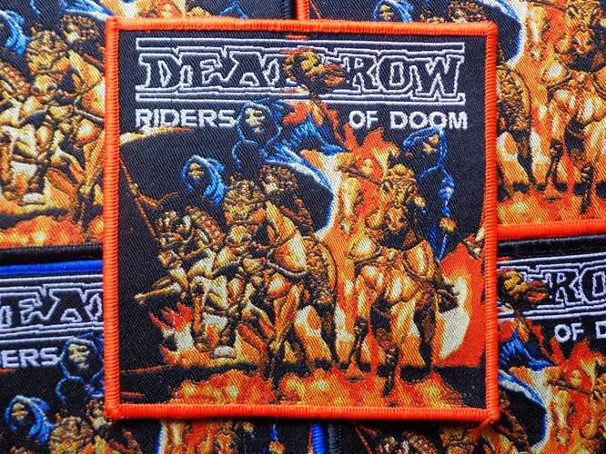 Deathrow - Riders of Doom (Rare)