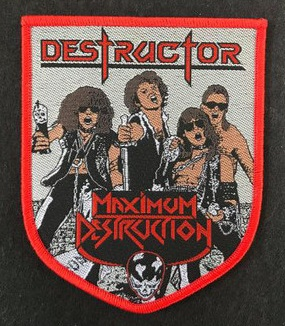 Destructor - Maximum Destruction (Rare)