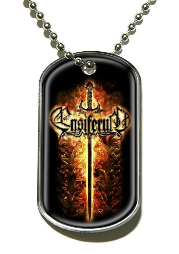 Ensiferum - Sword Dog Tag