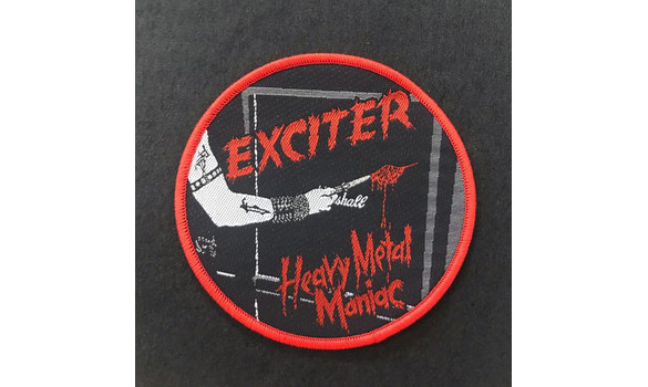 Exciter - Heavy Metal Maniac (Rare)