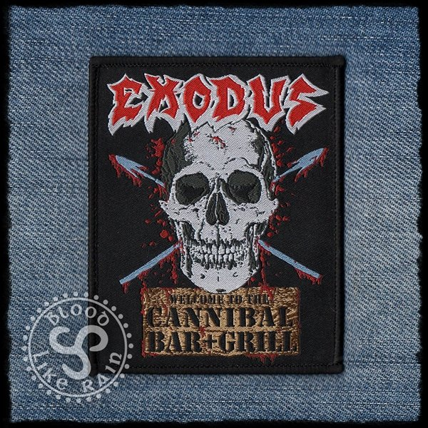 Exodus - Cannibal Bar and Grill (Rare)