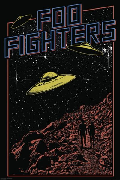 Foo Fighters - UFO