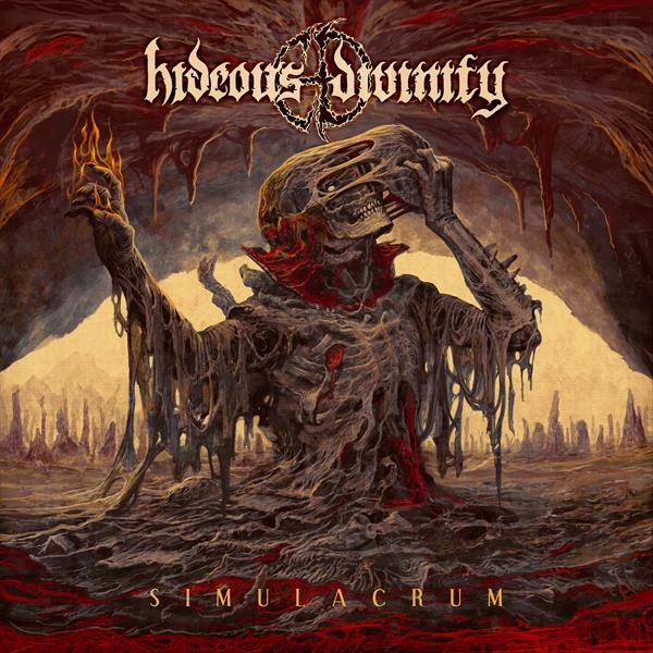 Hideous Divinity - Simulacrum 180gm LP with CD.