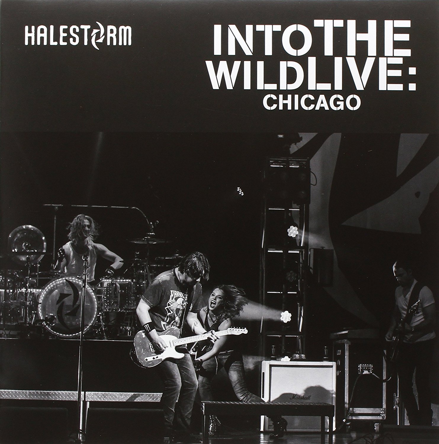 Halestorm - Into the Wild Live Chicago (2016 RSD) 10""