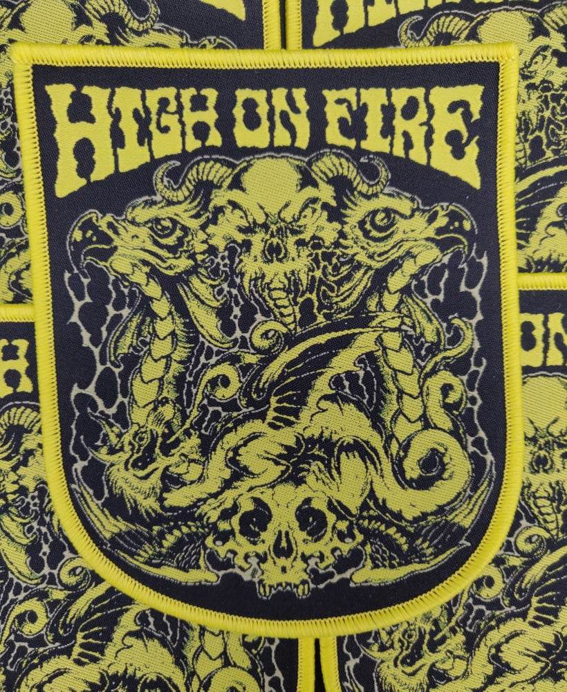 High on Fire yellow (Rare)