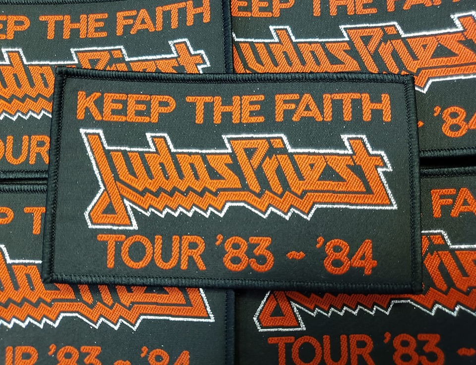 Judas Priest - Keep the Faith Tour (Rare)