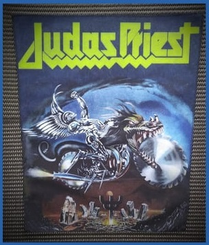 Judas Priest - Painkiller (Rare)