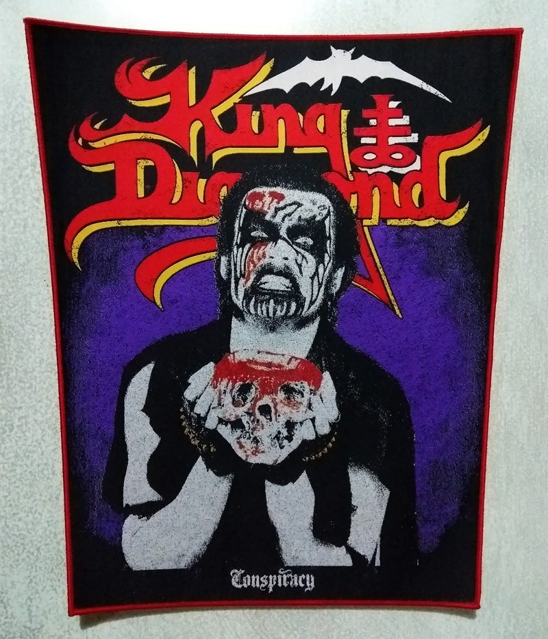King Diamond - Conspiracy (Rare)