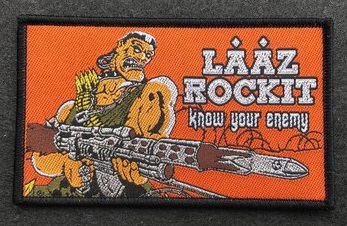 Laaz Rockit - Know Your Enemy (Rare)