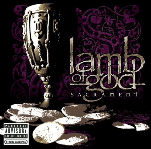 Lamb of God - Sacrament CD/DVD
