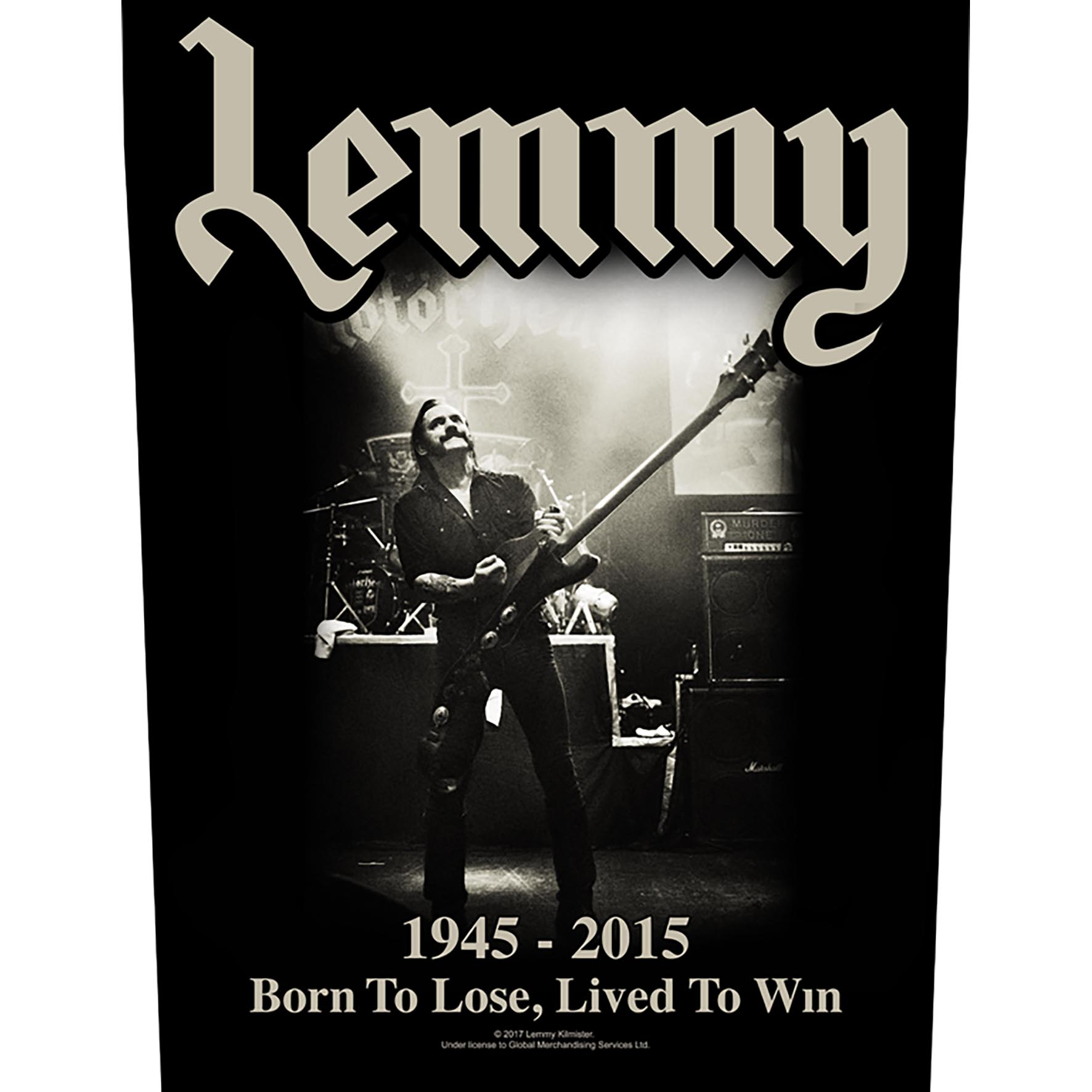 Lemmy - Born to Lose