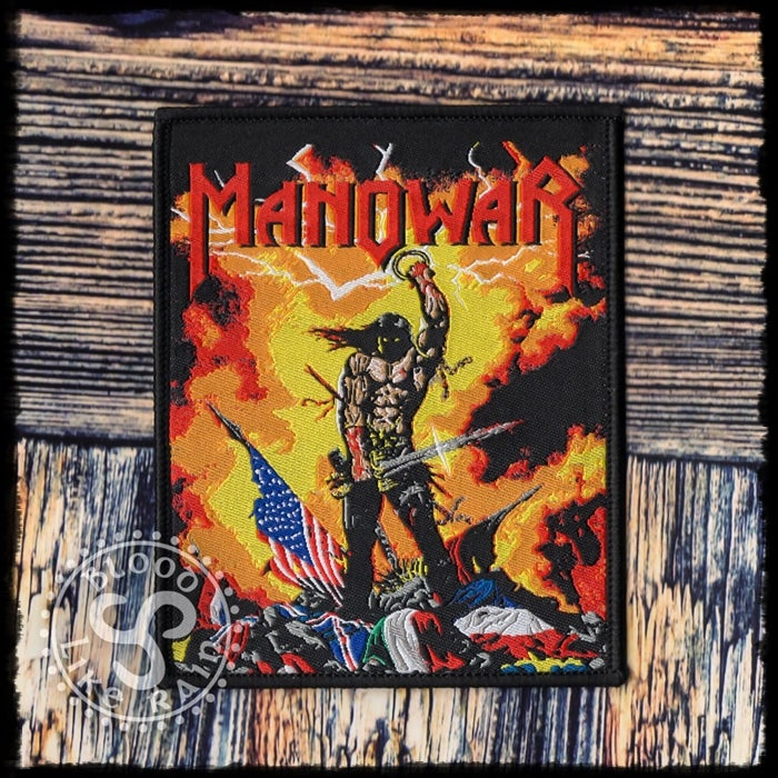 Manowar - Hail the King (Rare)