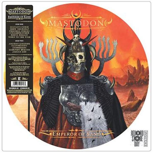 Mastodon - Emperor of Sand Picture Disc (RSD 2018)