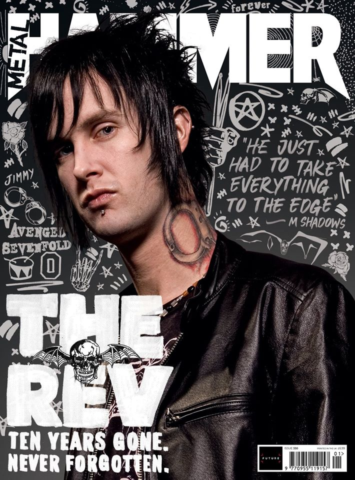 Metal Hammer Magazine - Issue 330