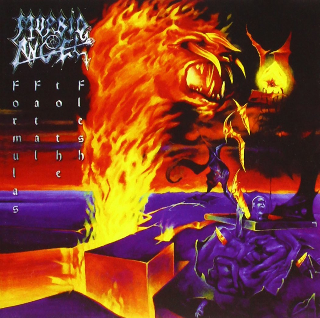 Morbid Angel - Formulas Fatal to the Flesh 2LP