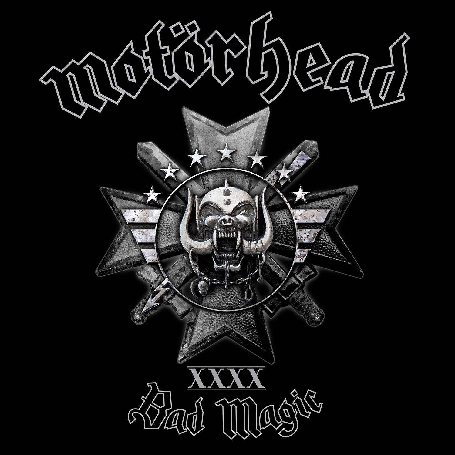 Motorhead - Bad Magic (including download card & CD)