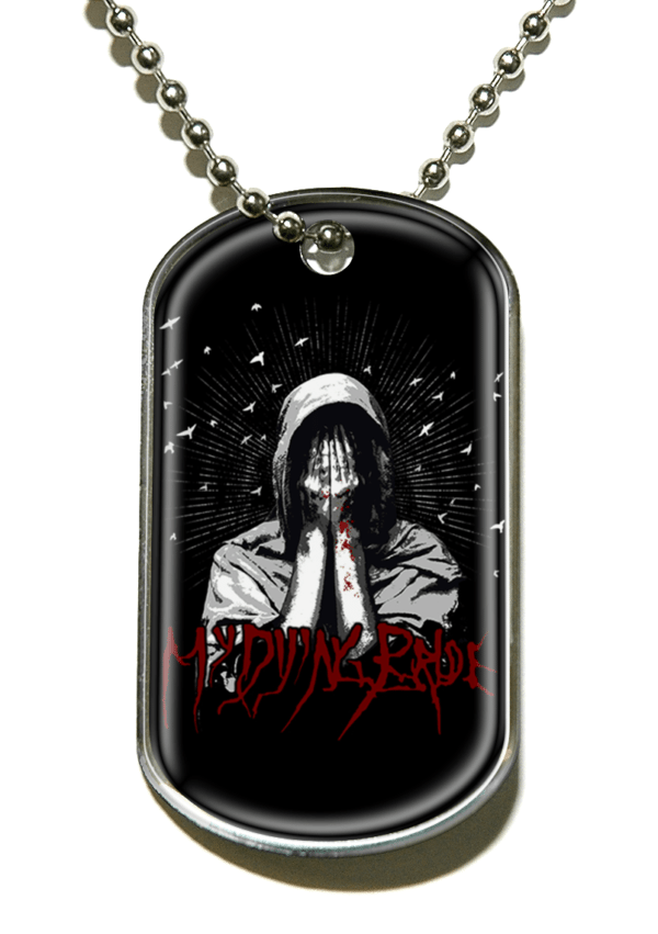 My Dying Bride - Dog Tag