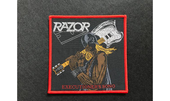 Razor - Executioners Song (Rare)