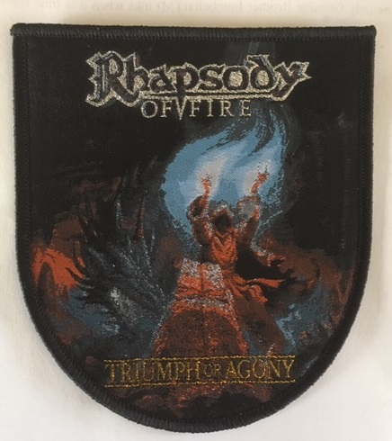 Rhaspsody of Fire - Triumph or Agony (Rare)