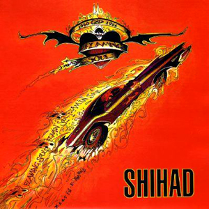 "Shihad - Flaming Soul/Gates of Steel 7"" (RARE!!!)"