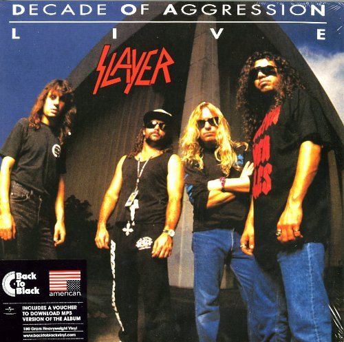Slayer - Decade of Aggression Live (2CD)