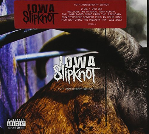 Slipknot - Iowa (10th Anniversary 2CD/DVD)