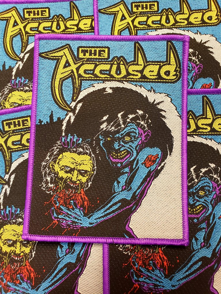 The Accused - Grinning Like an Undertaker (Rare)