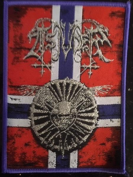 Tsjuder - Flag (Rare)
