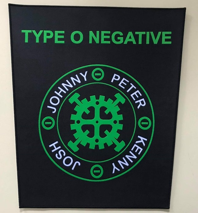 Type O Negative (Very Rare!)