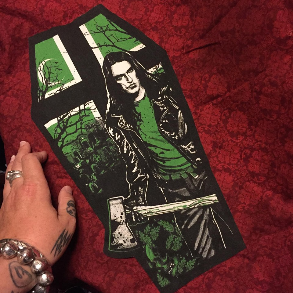 Type O Negative - Coffin Shaped (Rare)