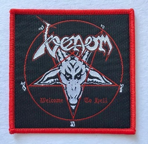 Venom - Welcome To Hell (Rare)