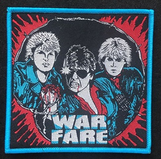 Warfare - Metal Anarchy (Rare)