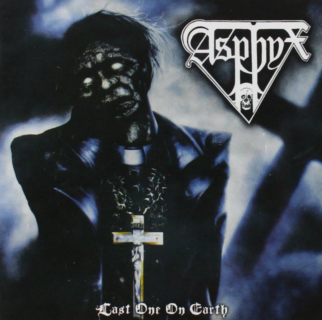 Asphyx - Last one on Earth. (Bonus tracks)