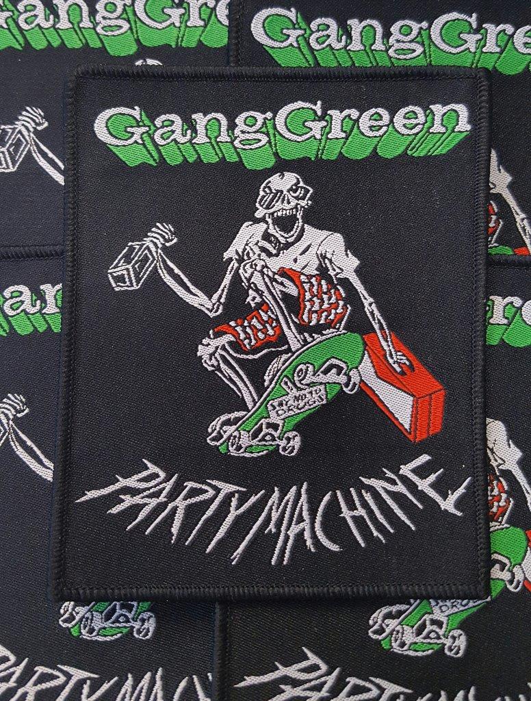 Gang Green - Party Machine (Rare)