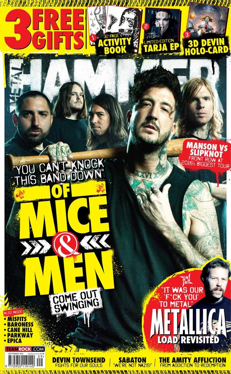 Metal Hammer Magazine - Issue 287
