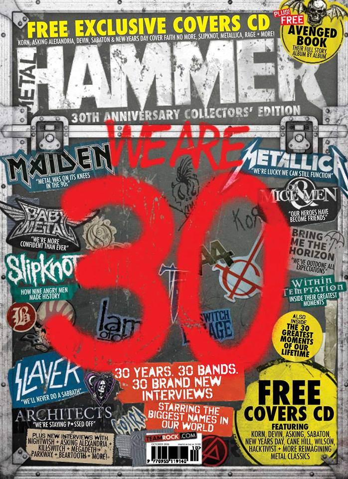 Metal Hammer Magazine - Issue 288