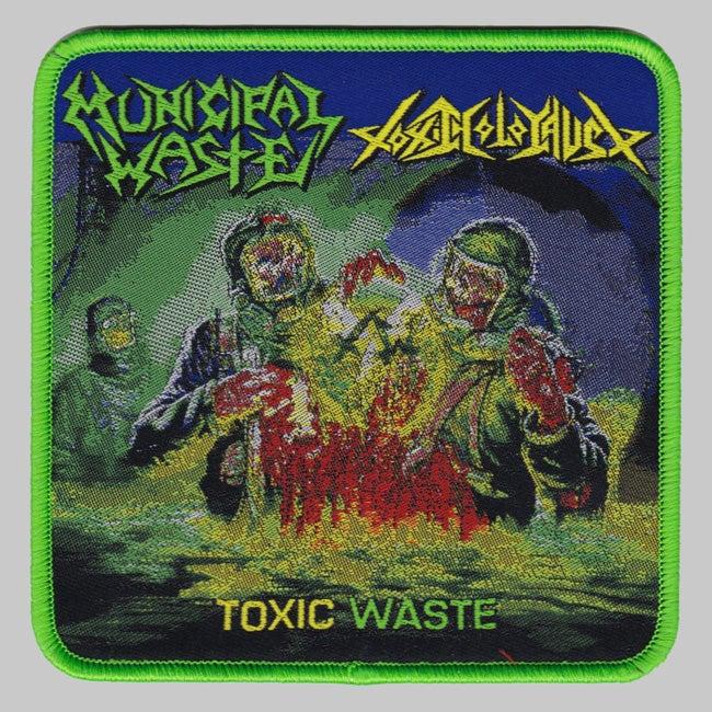 Municipal Waste/Toxic Holocaust - Toxic Waste (Rare)