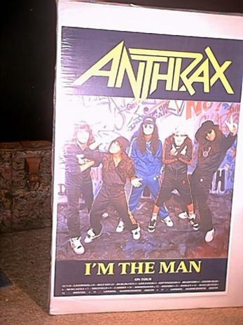 I'm the Man Tour