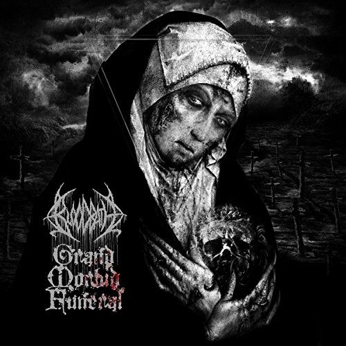 Grand Morbid Funeral Ltd Ed. Digibook CD