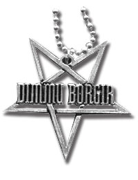 Pentagram Logo Necklace