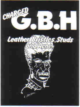 Leather, Bristles, Studs & Acne